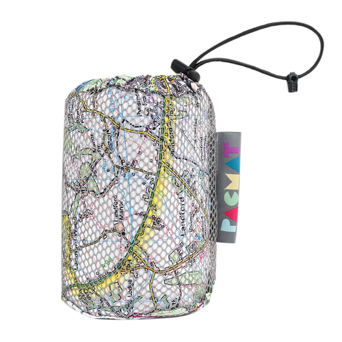 OS Waterproof Picnic Rug - New Forest