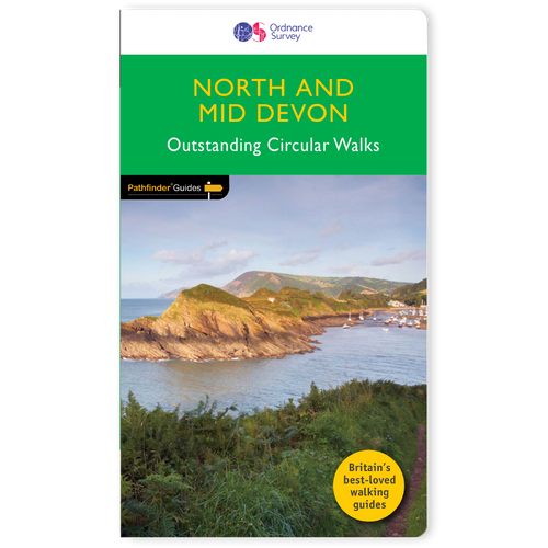 North and Mid Devon - Pathfinder walks guidebook