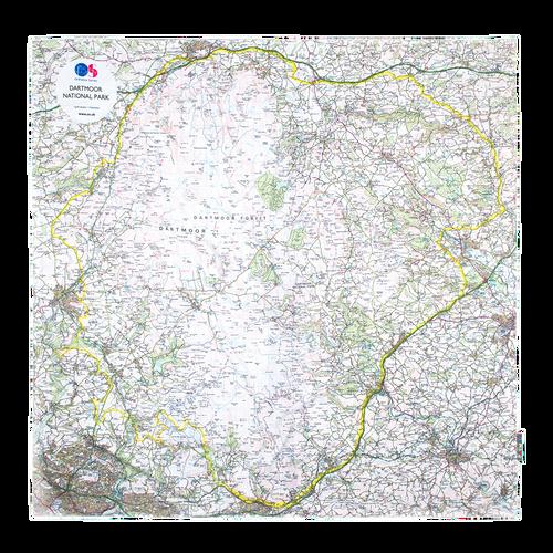 OS Waterproof Picnic Rug - Dartmoor