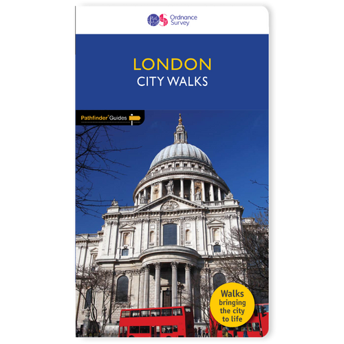 London - City Walks Pathfinder guidebook