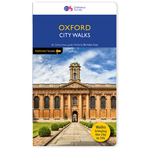 City Walks in Oxford - Pathfinder guidebook