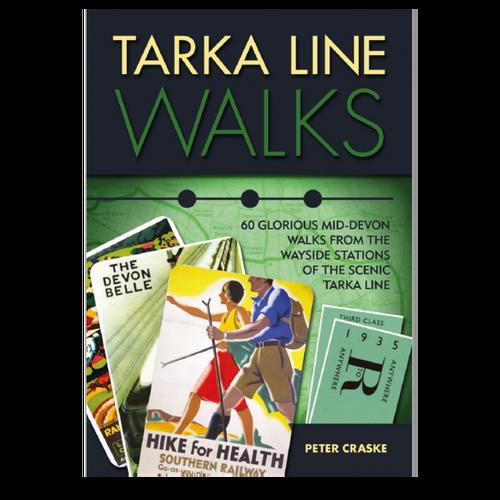 Tarka Line Walks - Pathfinder Guidebook