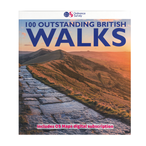 100 Outstanding British Walks - Pathfinder Guides
