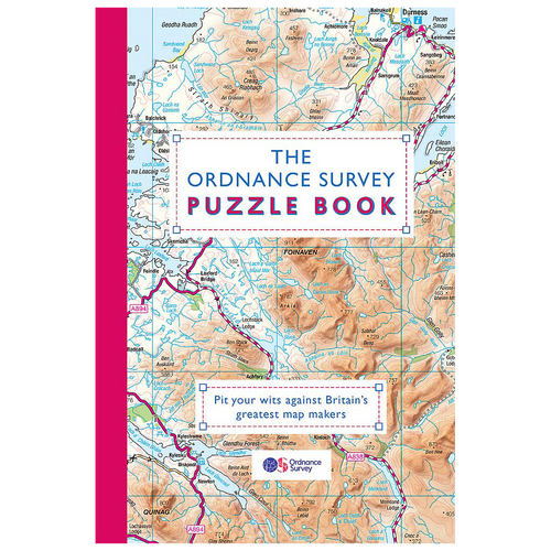 The Ordnance Survey Puzzle Book 2018