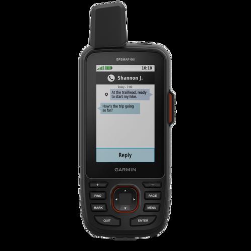Garmin GPSMAP 66i GPS (free 1:50K full GB mapping)