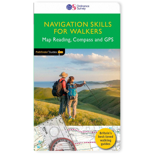 Pathfinder Guide: Navigation Skills for Walkers