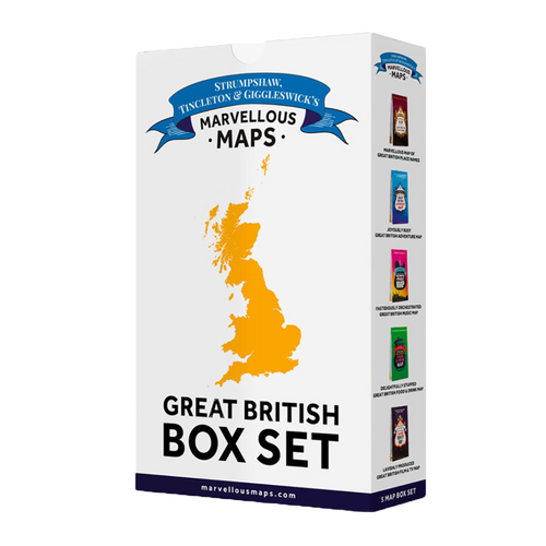 ST&G's Great British Box Set