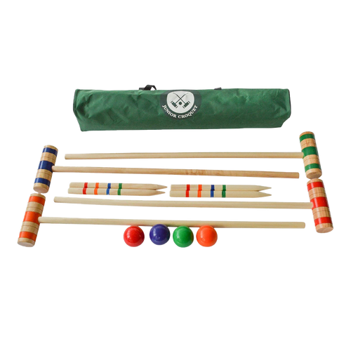 Junior Croquet Set