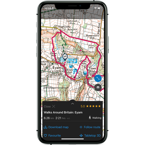OS Maps Premium 12 months access for groups