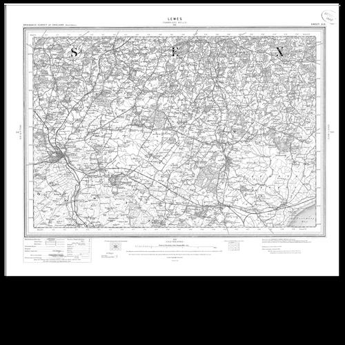 Lewes 1896-1904