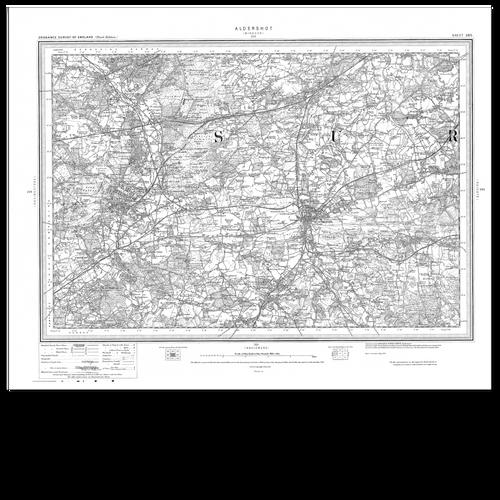 Aldershot 1896-1904