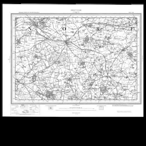 Swaffham 1896-1904