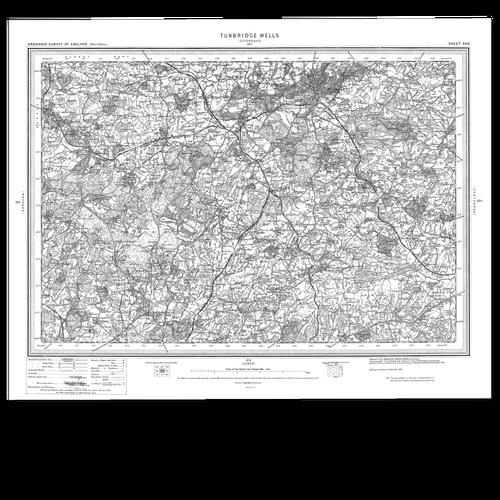 Tunbridge Wells 1896-1904