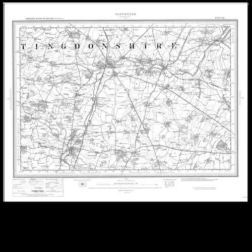 Huntingdon 1896-1904
