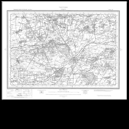 Thetford 1896-1904