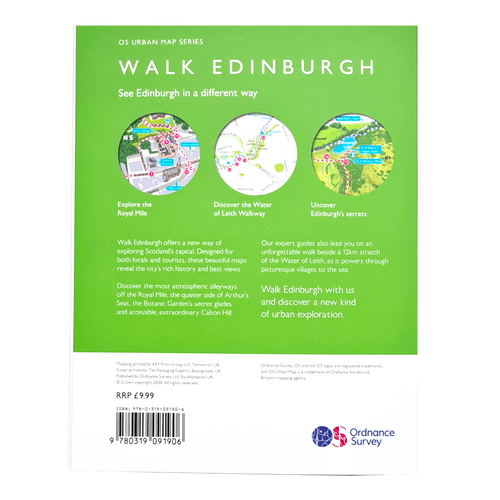 Walk Edinburgh - Castle, Royal Mile and Arthur's Seat