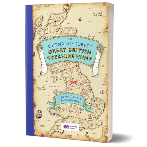 The Ordnance Survey Great British Treasure Hunt 2020