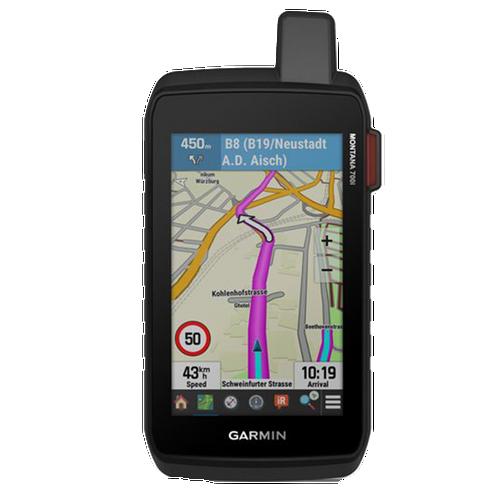 Garmin Montana 700i (free 1:50k full GB mapping)