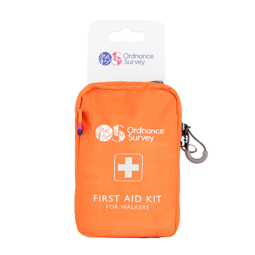 OS First Aid Kit for Walkers