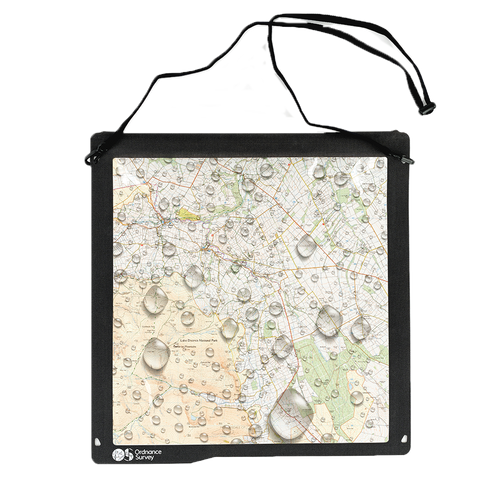 OS Waterproof Map Case