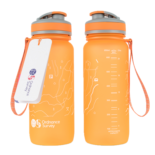 OS Water Bottle (650ml)