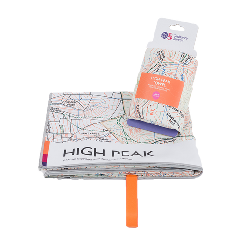 OS High Peak Large Towel