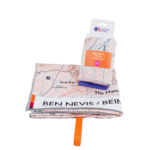 OS Ben Nevis Large Towel