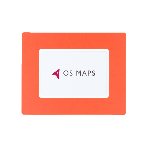 OS Maps Premium 12 months Subscription Gift Card