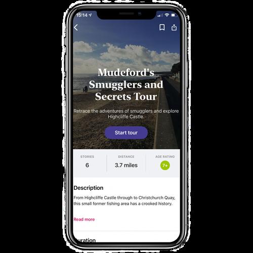 Mudeford: Smugglers & Secrets Walking Tour