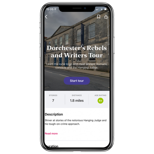 Dorchester: Rebels & Writers Walking Tour