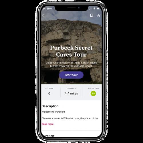 Purbeck Secret Caves Walking Tour