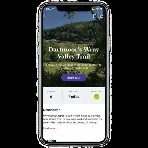 Wray Valley Trail Walking Tour