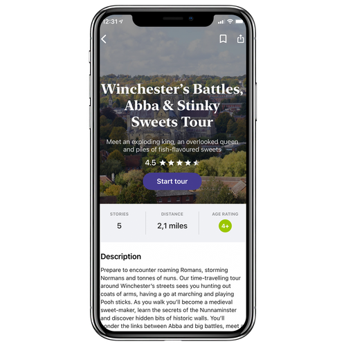 Secret Stories: Winchester's Battles, Abba & Stinky Sweets Tour