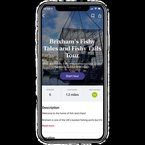 Brixham's Fishy Tales and Fishy Tails Walking Tour