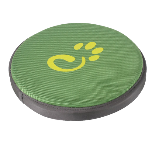 Mountain Paws soft dog frisbee