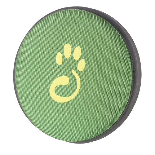 Mountain Paws soft dog frisbee