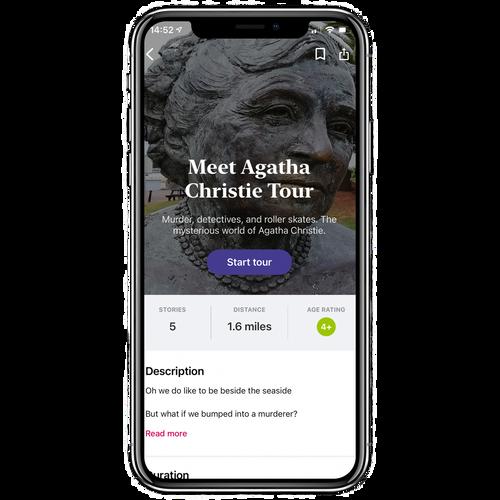 Meet Agatha Christie Walking Tour