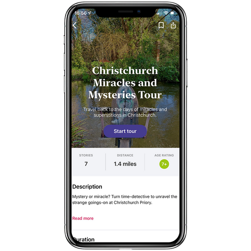 Christchurch Miracles and Mysteries Walking Tour