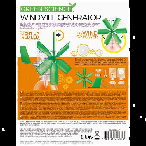 Kidz Labs Green Science - Windmill Generator