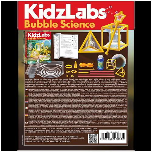 Kidz Labs - Bubble Science