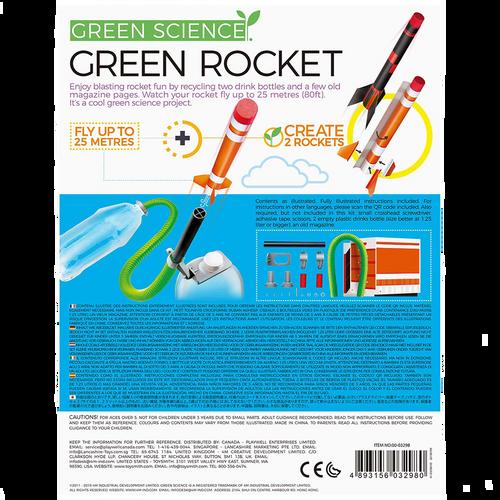 Green Science - Green Rocket