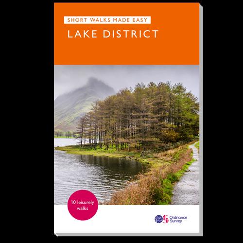 Lake District  - OS Short Walks Made Easy