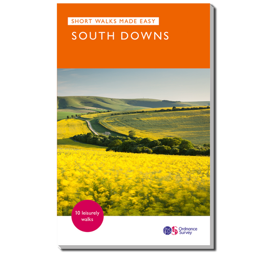 South Downs  - OS Short Walks Made Easy