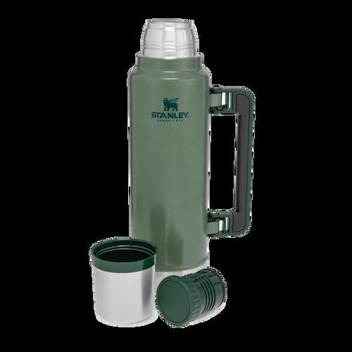 Stanley Classic Vacuum Bottle 1.4L - Hammertone Green