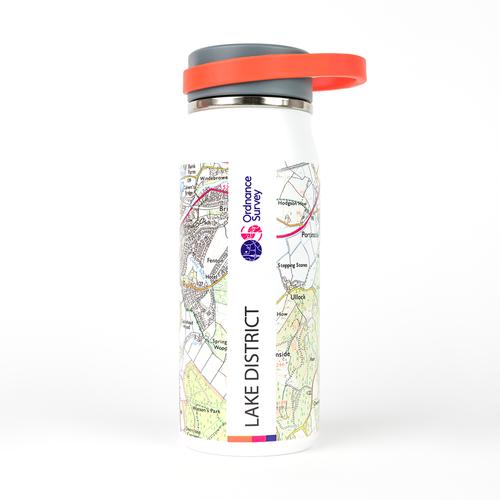 OS Lake District Thermal Bottle