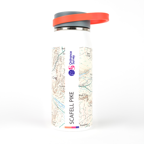 OS Scafell Pike Thermal Bottle