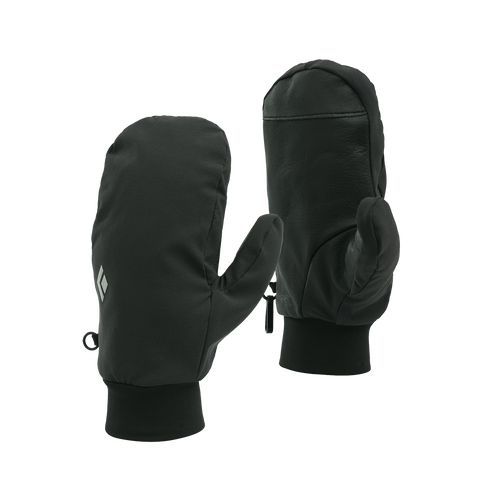 Dynamic Midweight Softshell Mitts
