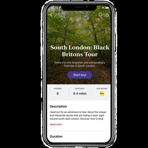 South London: Black Britons Walking Tour