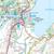 Map of Loch Laggan & Creag Meagaidh