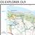 Map of Exmoor